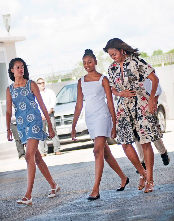 Michelle Obama's College Advice to Her Daughters Is Really Simple and Really…