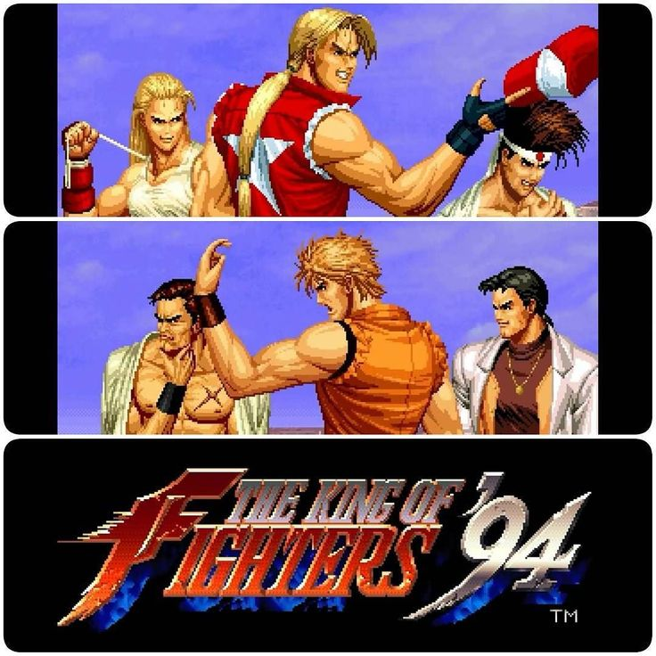 On instagram by spider_menace #neogeo #microhobbit (o) http://ift.tt/1TiEvXB back to the brawl that started it all!  #kingoffighters #thekingoffighters #kof #kof94 #SNK #SNKPlaymore  #fatalfury #artoffighting #terrybogard #AndyBogard #joehigashi #ryosakazaki #robertgarcia #takumasakazaki