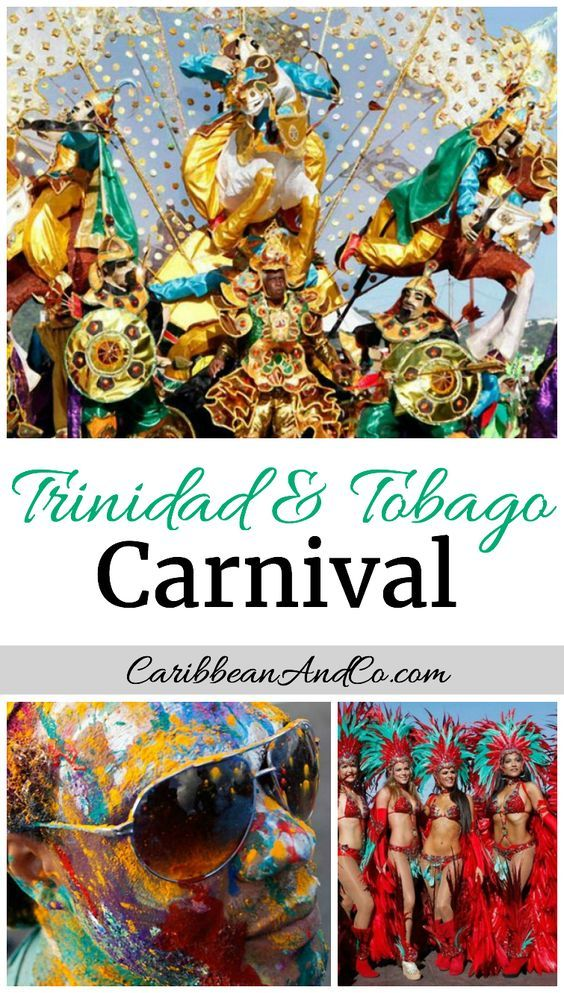 Held on the Monday and Tuesday before Ash Wednesday, it can be argued that no even captures the spirit, energy and vitality of life in the Caribbean like the Trinidad & Tobago Carnival.  It features some of the most colorful costumes, music, and dancing and is a place of pilgrimage for serious carnival revelers!