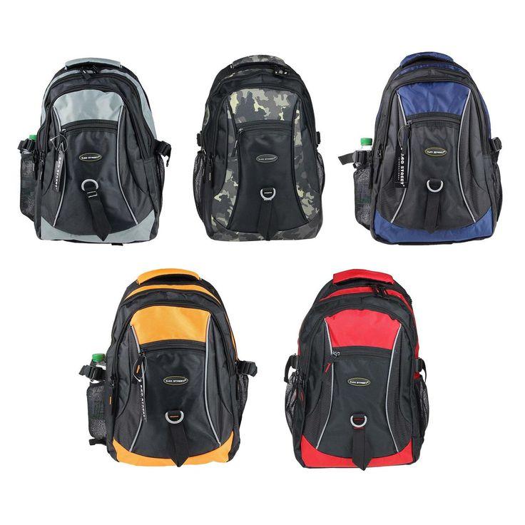 Stadtrucksack Street School Work & Leisure Bag Schulrucksack Sportrucksack   – Neue Mode für Frauen und Herren, Taschen, Schultertaschen, Shopper.