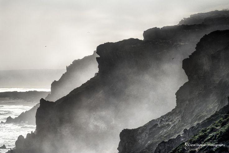 Stormy Sea Spray by Carol Duncan on 500px