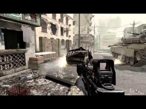 http://callofdutyforever.com/call-of-duty-gameplay/call-of-duty-4-modern-warfare-mission-8-war-pig/ - Call of Duty 4 Modern Warfare Mission #8 War Pig  Call of Duty 4 Modern Warfare Gameplay #8 PC / PS3 / X360 / Wii Mission War Pig Playlist 1: https://www.youtube.com/watch?v=2b1P8DuYSYE&list=PLt9ms7pAUv05rkS2jqu3ZZH2MFezFTqD- Channel: https://www.youtube.com/user/LordCloudStrife Twitter: http://www.twitter.com/lordcloudstrife Facebook:...