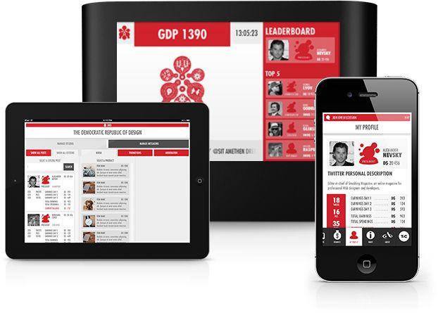 A socially-powered app transforms the 2013 Design Indaba.