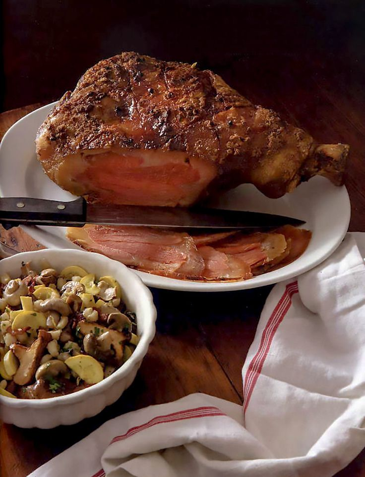 Baked Country Ham Recipe