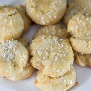 These Norwegian Butter Cookies Will Make Your Holiday