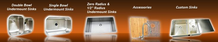 Love this product! 16g and great accessories.......World's Cleanest Undermount Kitchen Sinks - Spectacular