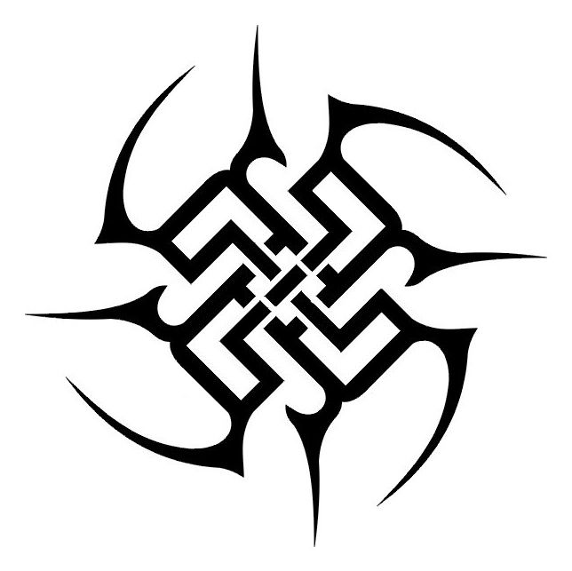 Here is a nice tribal tattoo designs http://tattooideas.us/category/tribal-tattoos/