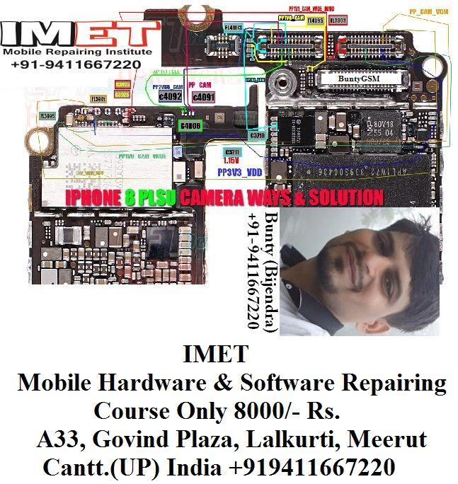 Iphone 8 Plus Camera Problem Solution Jumper Ways Imet Mobile Repairing Institute Imet Mobile Repairing Course Apple Iphone Repair Iphone 8 Plus Iphone