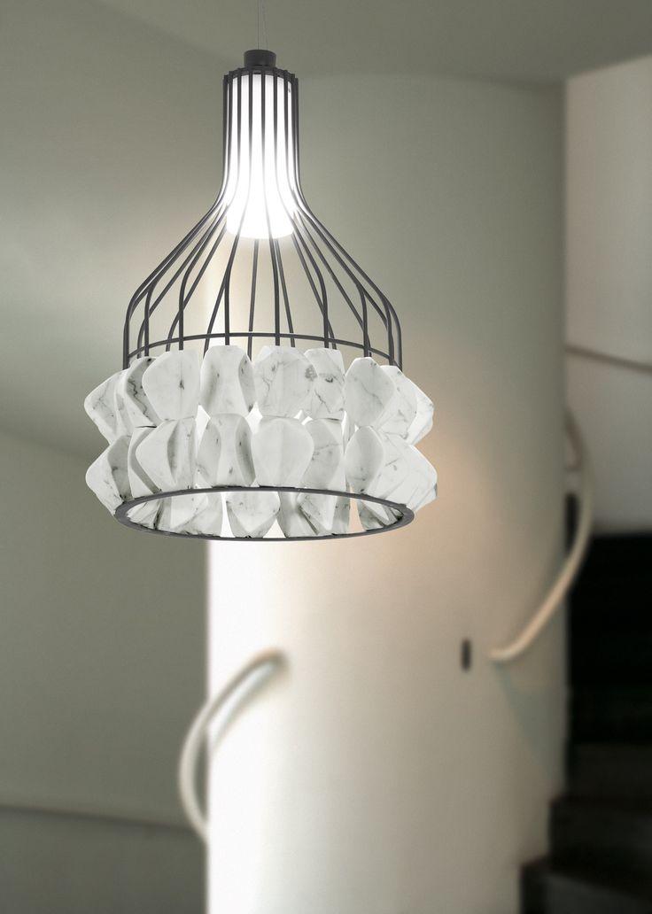 SanPietrina lamp Design by: Chiara Moreschi  Company: WayPoint-light Euroluce 2013