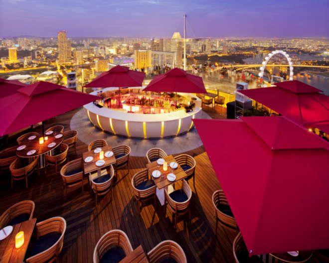 Les 10 Plus Beaux Rooftops Pour Prendre Un Apro Entre Amis