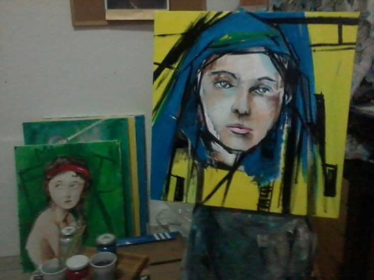Canvas  in Studio