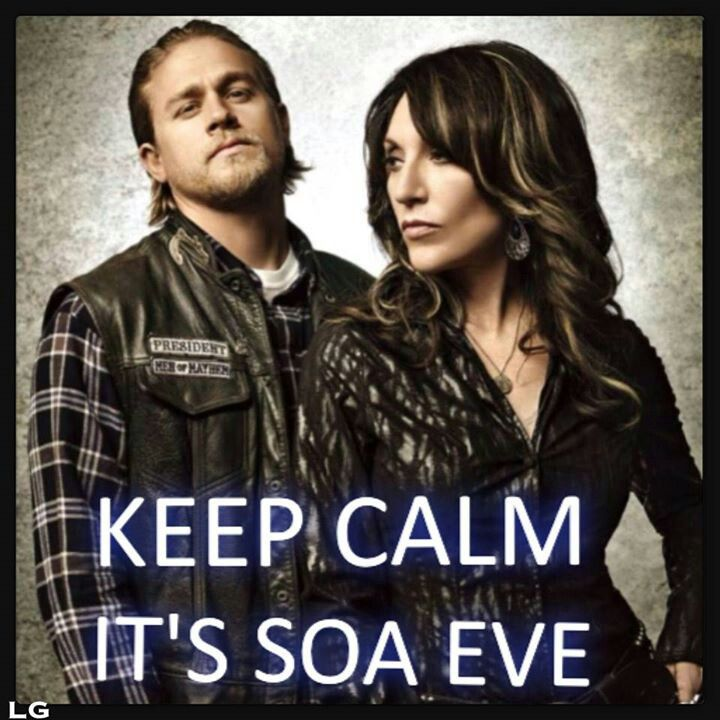 yay!! Soa tomorrow!!!