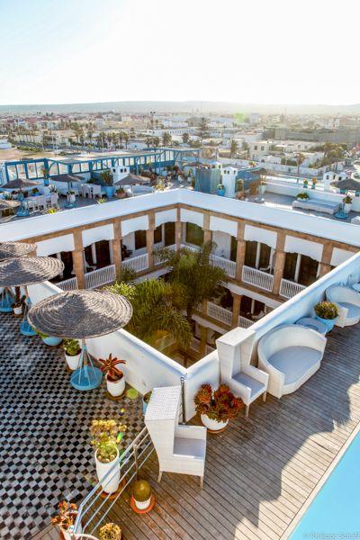14 best La terrasse et la piscine de lu0027Heure Bleue images on - location de villa a agadir avec piscine