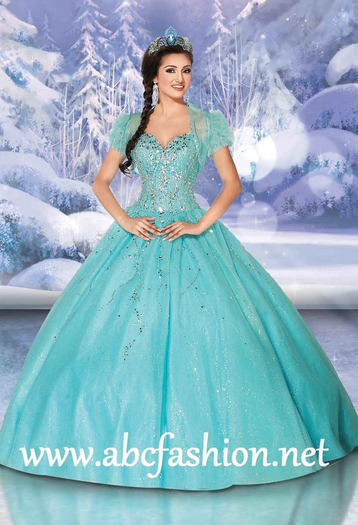 Disney Royal Ball Quinceanera Dress Elsa From Frozen Style 41083 Is Made For Sweet 15 S