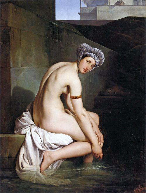 Bathsheba      Francesco Hayez (1791-1881) ______________________________ ♥♥♥ deniseweb.free.fr ♥♥♥