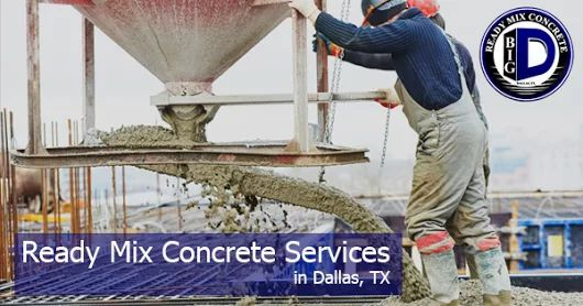 Are you looking for premier concrete additive services anywhere in the Dallas, TX area? If so, it's definitely your lucky day. Big D Ready Mix Concrete is a prominent Dallas-based supplier of ready mix concrete. For details, call us now at (972) 737-7976 or visit our website at https://www.bigdreadymix.com/concrete-additives-services/  #ConcreteAdditiveServices #ReadyMixConcreteSupplier