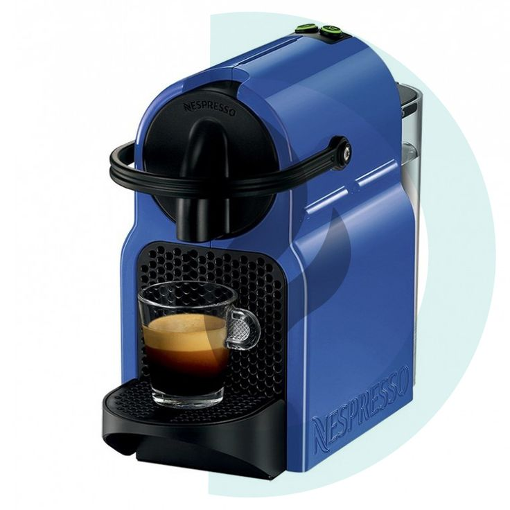 #cafetera #nespresso #inissia en toda la gama de colores.