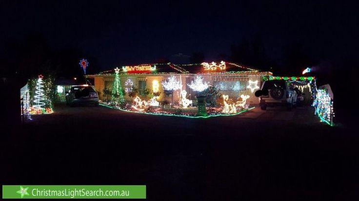 Christmas Lights in Evanston, SA. http://xmaslights.co/evanston