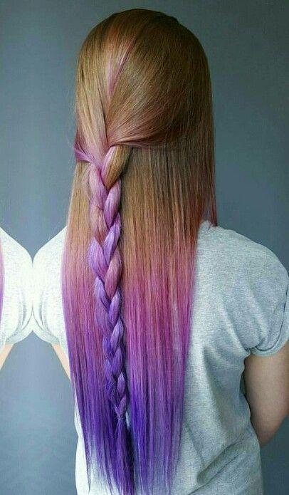 Folgen Sie @Rubyjaii für erstaunliche Haarfarben, gefärbtes Haar, Haar-Inspo, …