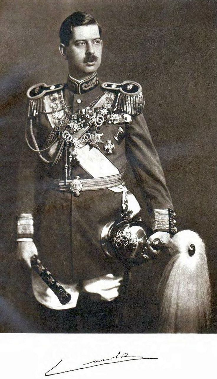 King Carol II of Romania, 1930
