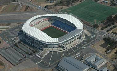 José Yuraszeck, presidente de Azul Azul, confesó que el modelo del reducto japonés es una de las alternativas para el nuevo estadio estudiantil.