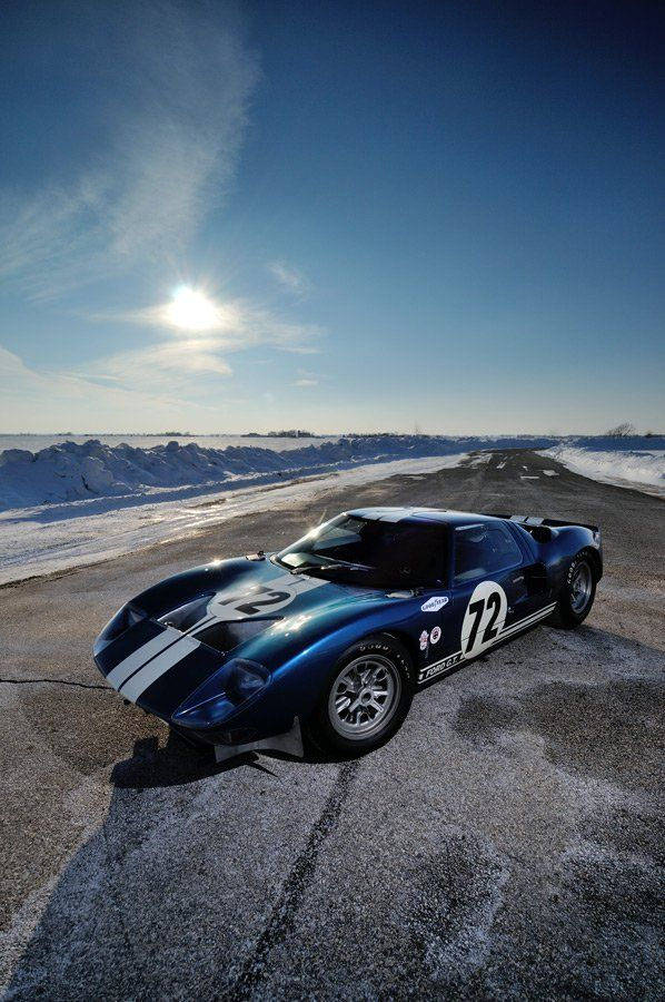 The Fourth GT40 - 1964 Ford GT40 Prototype - SCD Motors - The Sports, Racing and Vintage Car Market