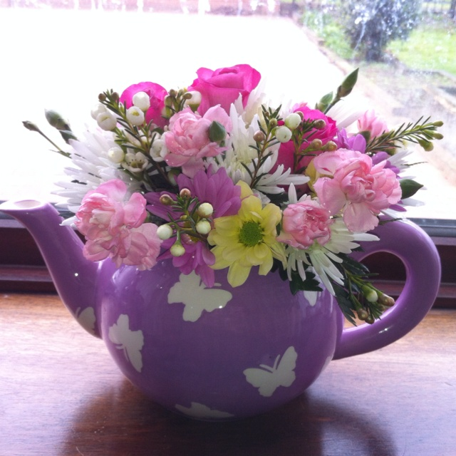 Best mothers day centerpieces images on pinterest