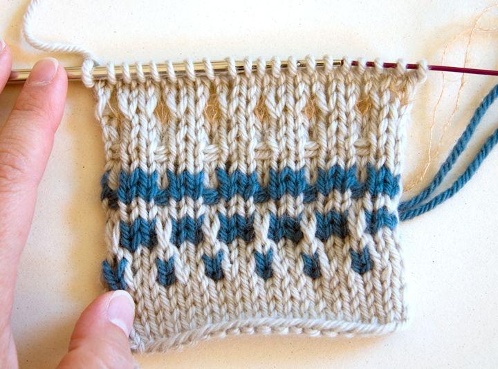 Slipstitch Mohair Yarn