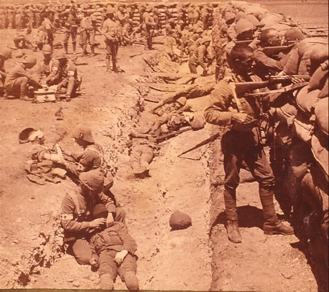 Royal Munster Fusiliers during the Boer War