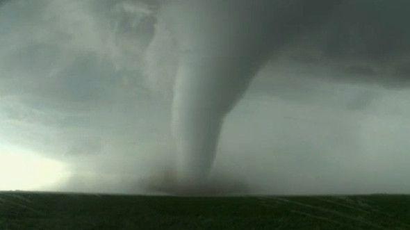 Ford County, Kansas, tornado May 24, 2016