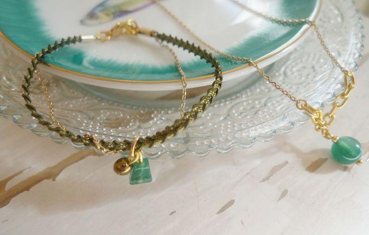 www.poetesbcn.com #jewelry #poetes #necklace #bracelet #vintage #handmade