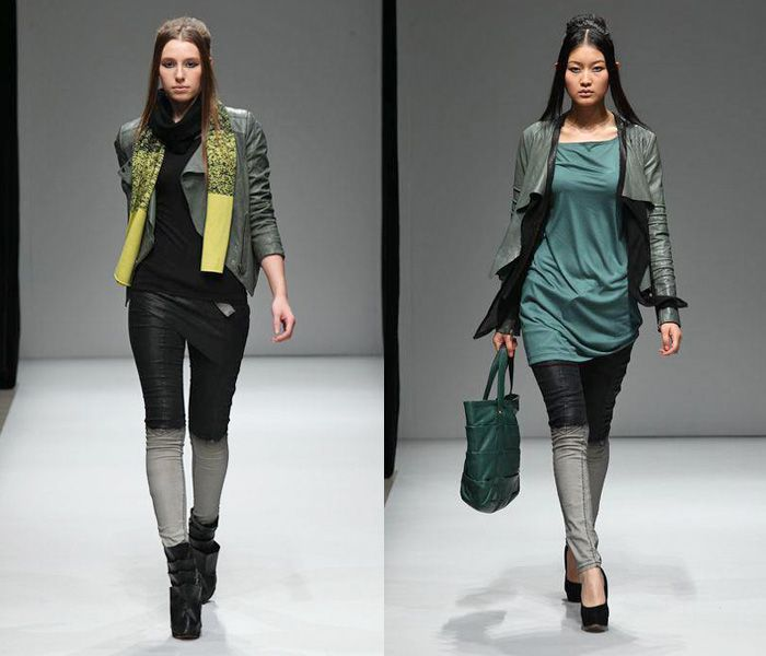 ARIUNAA SURI 2013-2014 Fall Winter Womens Runway Collection - Japan Fashion Week