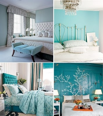 Tiffany Blue in the bedroom. 17 best tiffany blue decor images on Pinterest   Tiffany blue