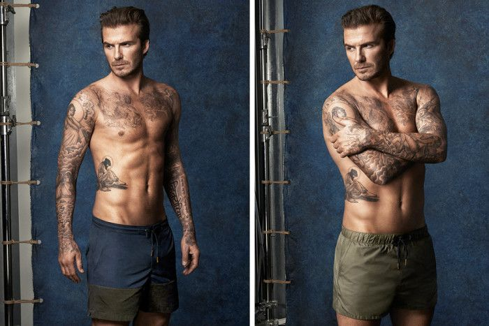 David Beckahm Launches David Beckham Bodywear Collection For H&M