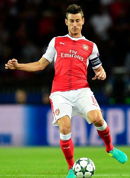 Laurent Koscielny - Arsenal FC #Arsenal #AFC #COYG