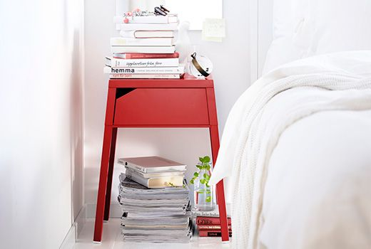 Mesas de cabeceira IKEA