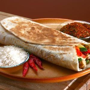 Burrito (VEGA) - Megrendelhető itt: www.Zmenu.hu - A vizuális ételrendelő.