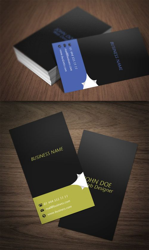87 best business cards and logos images on pinterest logo premium business card mock up psd template 5 page curl reheart Choice Image