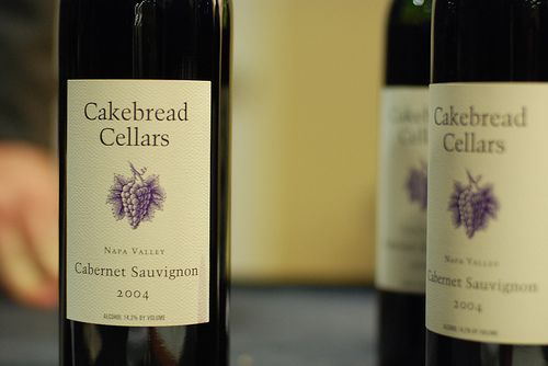 """Cakebread, Cabernet Sauvignon - Napa 2008/2209 Cakebread Cellars has been at the forefront of the American healthy-eating movement since the early 1980's. """"We realized that if we wanted to live to see the business grow, we'd have to eat healthier,"""" Dolores joked."""