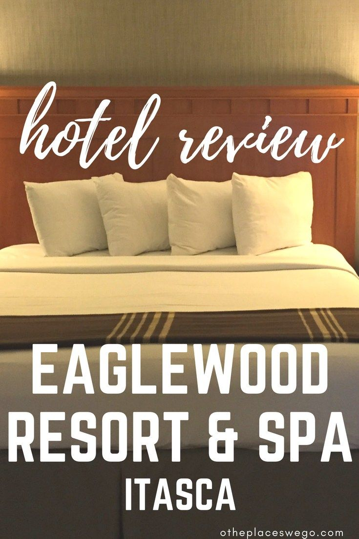 Hotel review of Eaglewood Resort and Spa