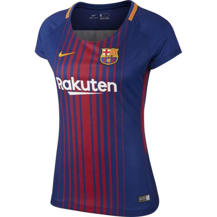 Maillot Domicile FC Barcelone 2017/2018 Femme