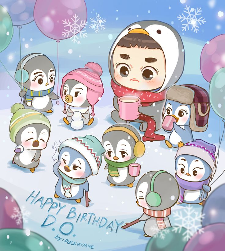 Happy Birthday actor Do Kyungsoo~!