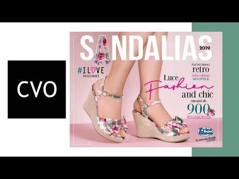 ad6ad29870 NUEVO  Catálogo Price Shoes SANDALIAS 2019 (COMPLETO) - YouTube ...