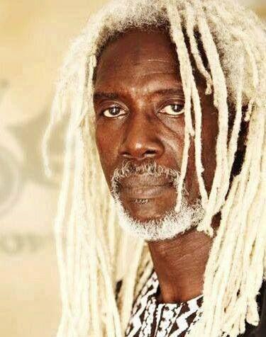 Man mature white dreadlocks :: Shop DreadStop.Com for Premium Leather Dread Cuff #dreadstop