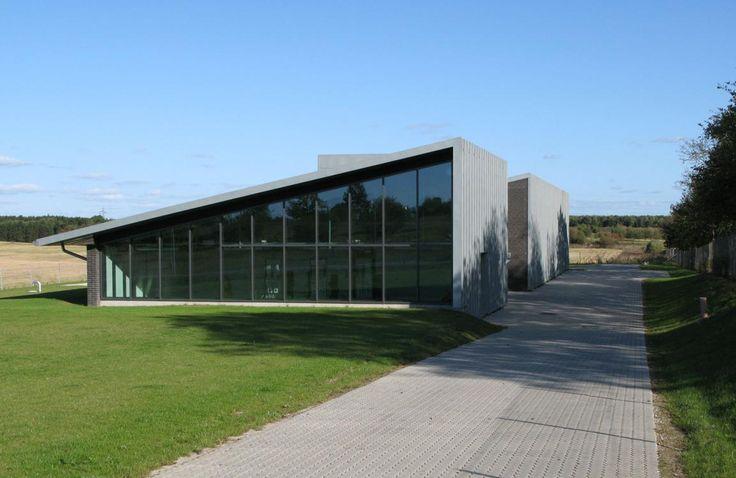 Høje Taastrup Vandværk | Gottlieb Paludan Architects