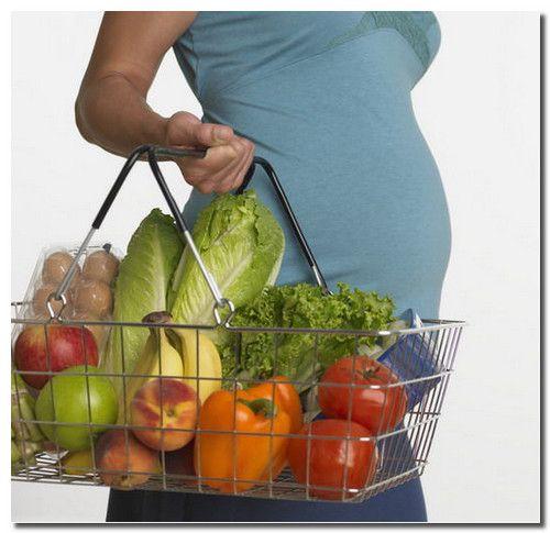 мое здоровье: Питание для беременных