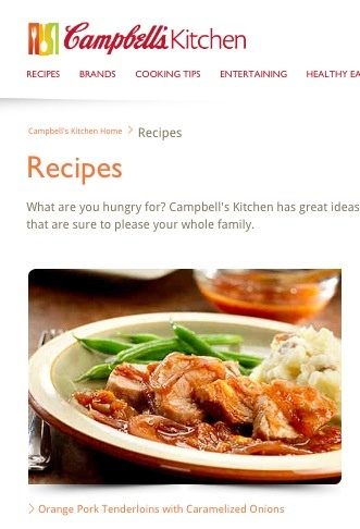 Good Campbellskitchen.com