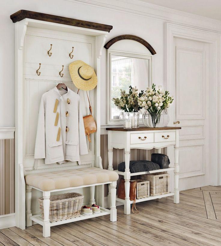 Интерьер прихожей, коллекция #Villar Прихожая (арт. V900), скамья (арт. V118), зеркало (арт. V141) и консоль (арт. V115).Заказать или узнать более подробно о свойствах данных товаров, можно на сайте kreind.ru  #мебель в стиле #provence #кантри #прованс #классика #followme #furniture #home #interiordesign #interiors #style #дизайнинтерьера #доступнаямебель #интерьер #классическаяспальня #корпуснаямебель #мебельдлядома #мебельклассика #мебельмосква #нашепроизводство