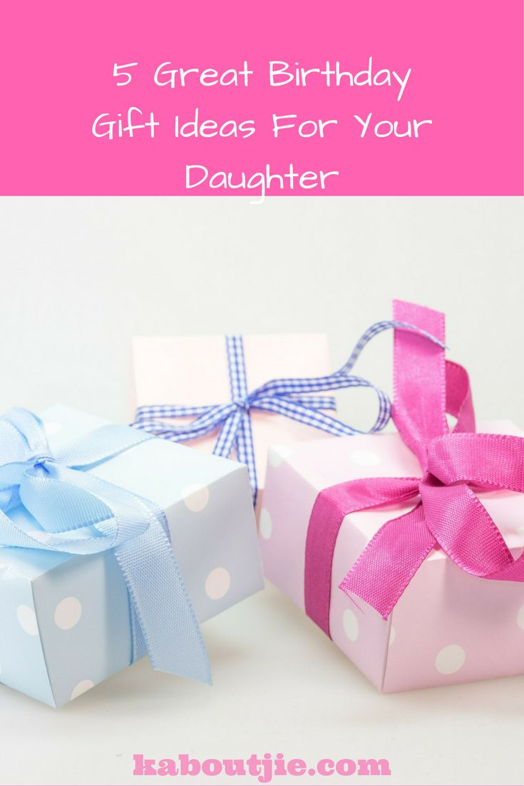 Finding the perfect gift for your girl is not always easy, especially with all the latest trends… here are some great birthday gift ideas for your daughter.  #BirthdayGiftIdeas #GiftsForGirls #GreatBirthdayGifts #BirthdayGifts