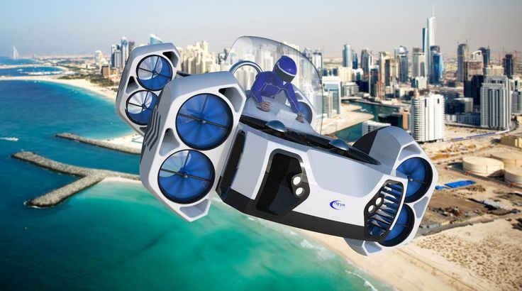 The long-promised age of the flying car is finally here (kinda). Here are 10 of the most promising designs.